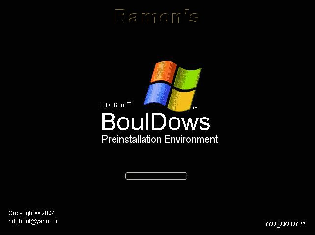 BoulDows - Live - DVD - MultiBoot V2